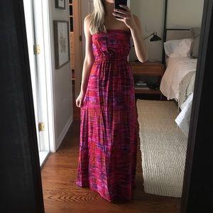 Cynthia Vincent Maxi Dress